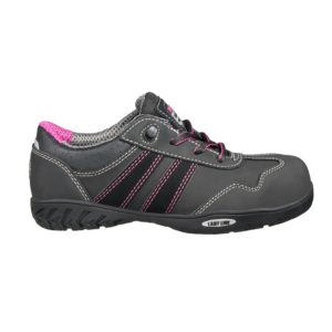 'Ceres' S3 Ladies S3 Metal-free SRC Safety Shoe with Composite Toe Cap by Safety Jogger