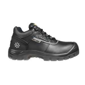 Nova Metal-free S3 Safety Shoe with Composite Toecap and Non-marking Sole by Safety Jogger