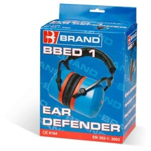 Premium Foldable Ear Defenders (Pack of 10)