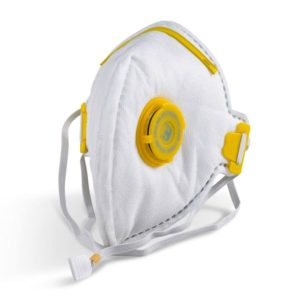 Fold Flat P3 Valved Mask (Pack of 20)