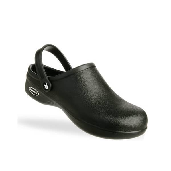 Bestlight Washable Light Clogs by Safety Jogger Black