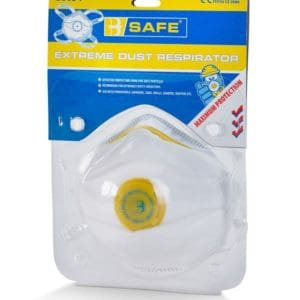 PRE PACK Extreme Dust Respirator Mask (3 per pack)