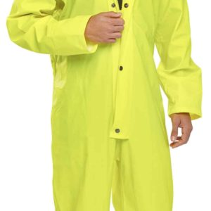 Saturn Yellow Super Waterproof Coverall