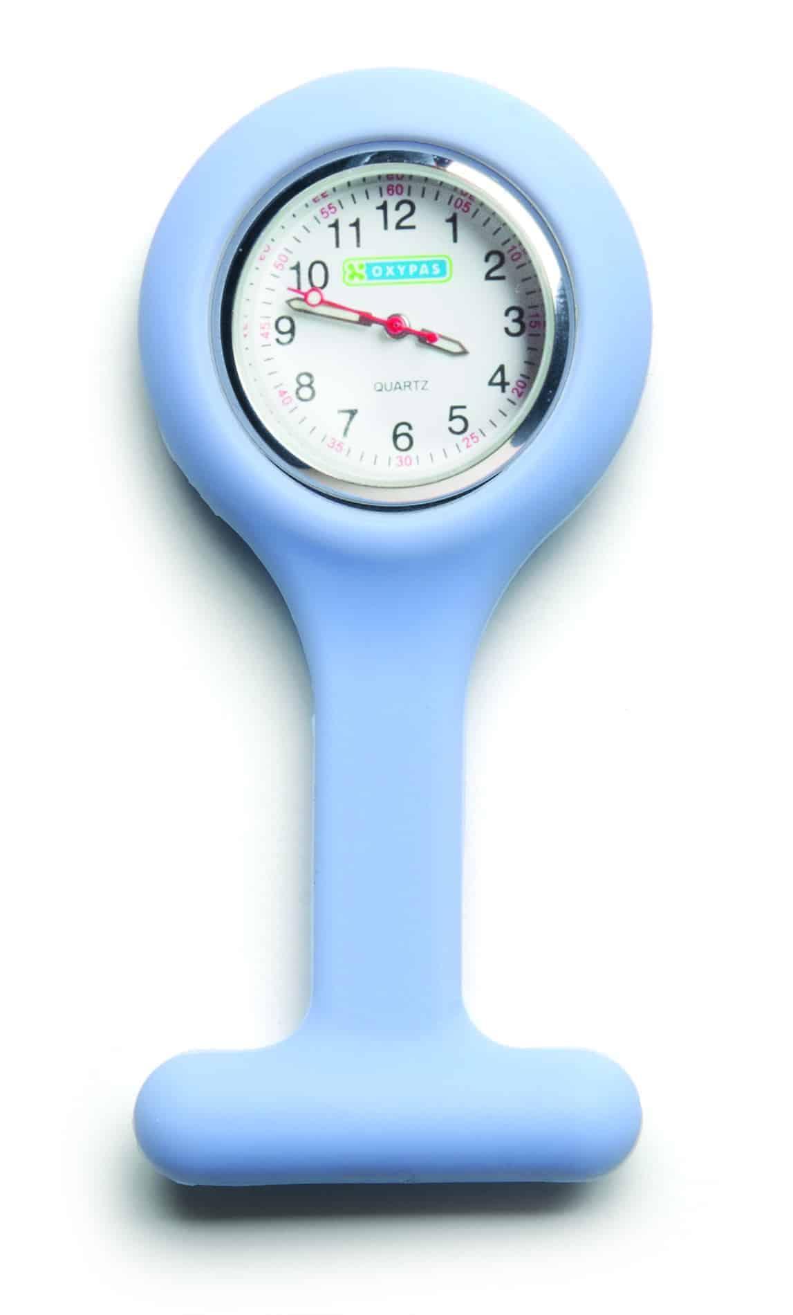 Oxypas Silicone Fob Watch