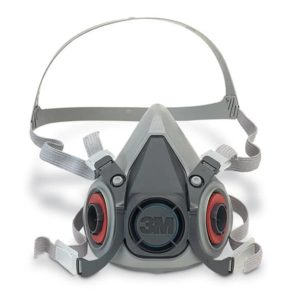3M 6100S Half Mask