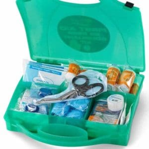 CLICK MEDICAL LARGE BS8599 COMPLIANT FIRST AID KIT