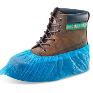 Disposable Overshoe 16″ Blue (Pack of 1000)