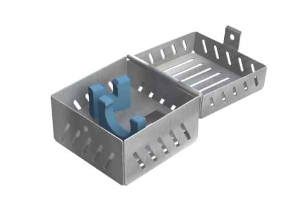 Cube Cassette Open