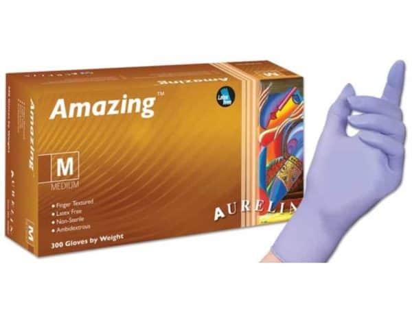 Aurelia Amazing Disposable Nitrite Gloves