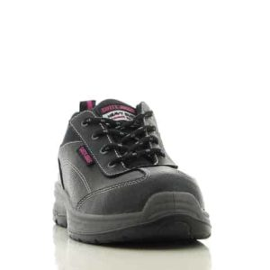 Safety Jogger BestGirl S3 SRC Ladies Black Leather Safety Shoe