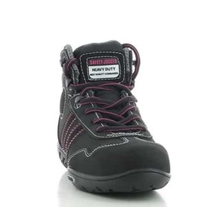 'Isis' S3 Metal-free SRC Ladies Safety Boot with Composite Toe Cap by Safety Jogger