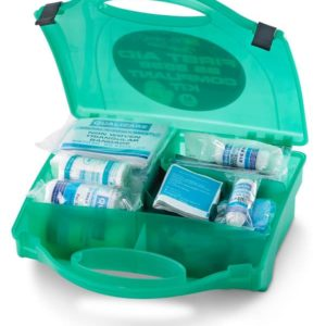 CLICK MEDICAL MEDIUM BS8599 COMPLIANT FIRST AID KIT