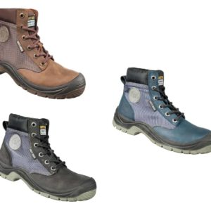 Safety Jogger Dakar S3 SRC Safety Boot with Steel Toecap and Midsole