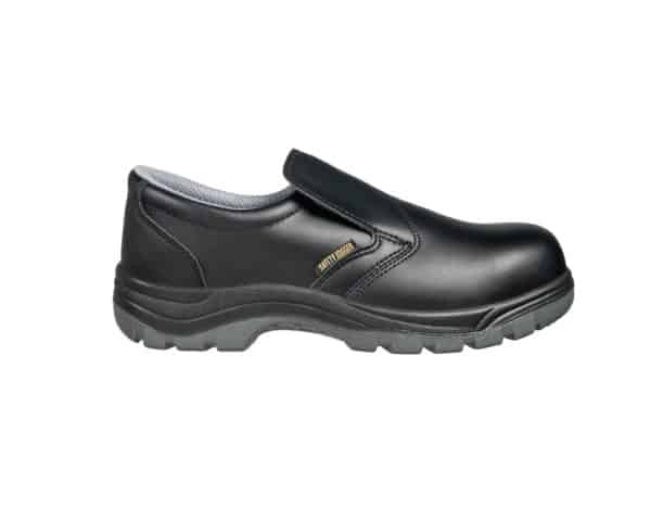 X0600 Black Safety Shoe