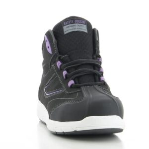Beyonce S3 SRC Safety Boot for Women with Metal Toe Caps and Puncture resistant Midsole