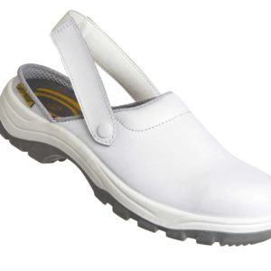 X0700 SB SRC Leather Safety Clog with Steel Toe Cap by Safety Jogger