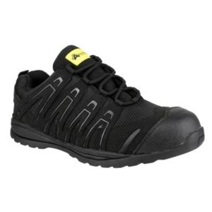Amblers FS40C Safety Trainer in Black