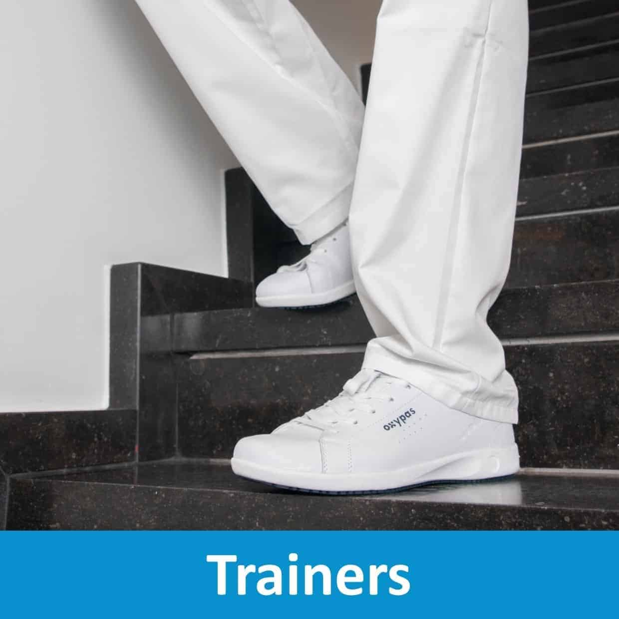 Trainer Style Shoes
