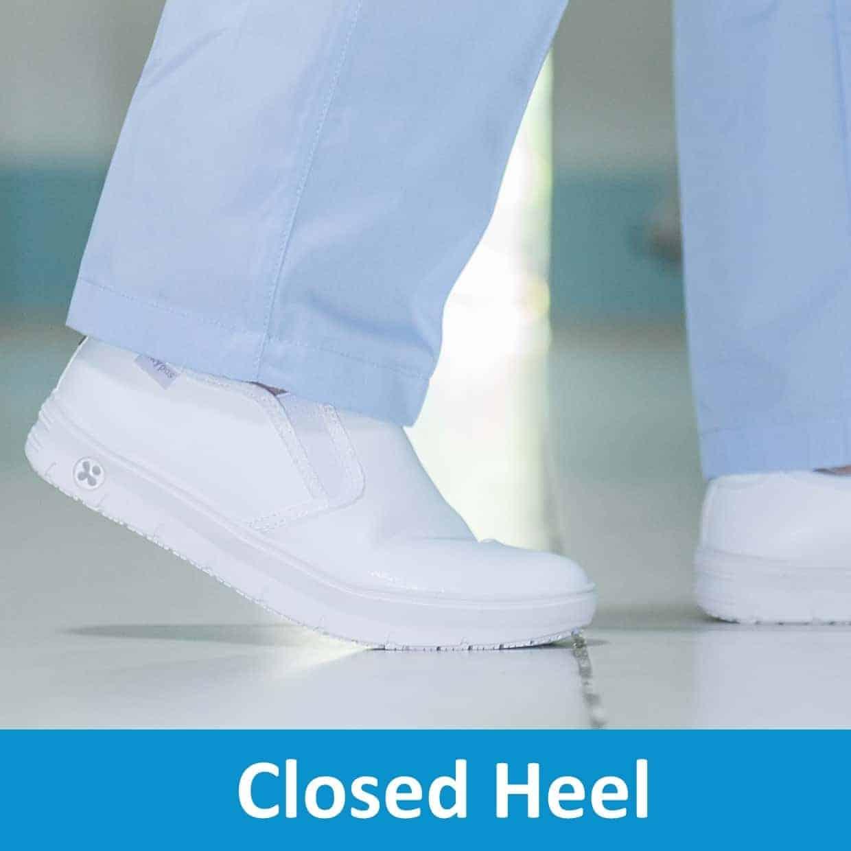 Closed Heel Footwear