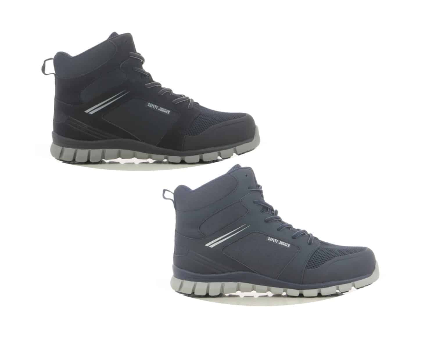 Safety Jogger Absolute S1P ESD SRC Metal Free Lightweight Safety Boot with Nano Carbon Toecap