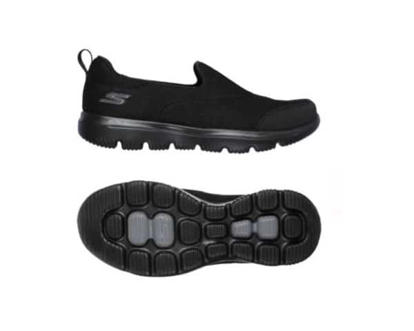 Skechers Go Walk Black