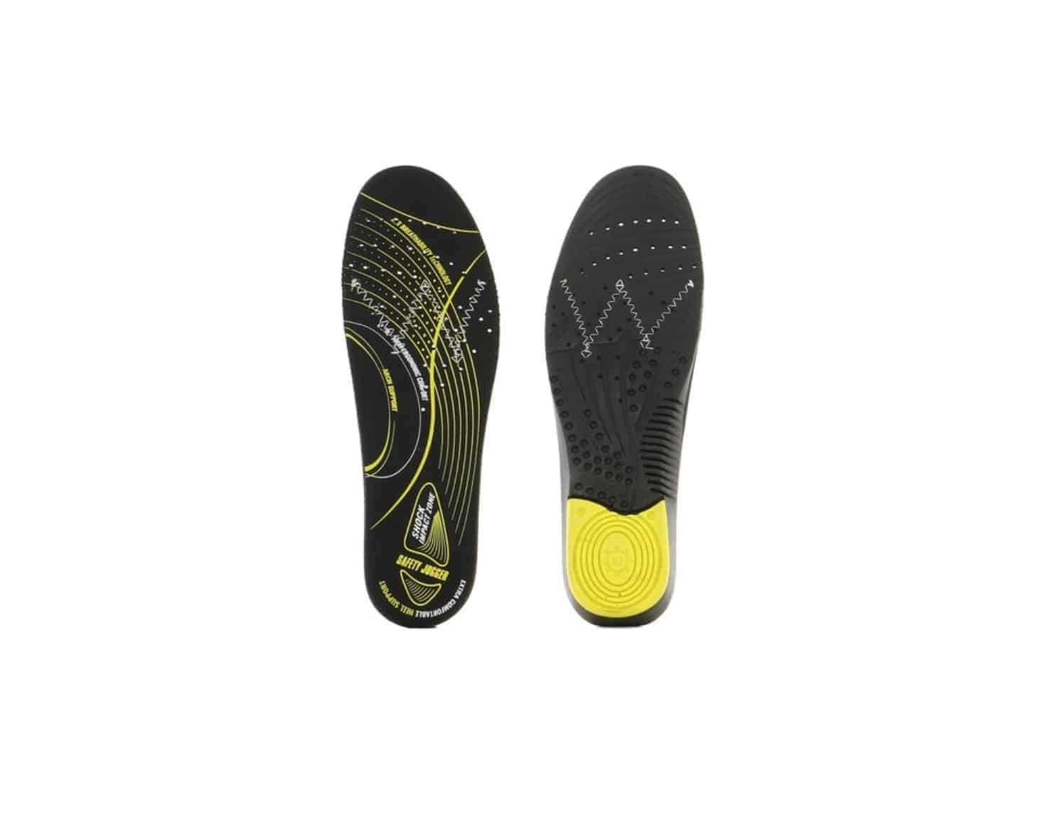 'SJ Comfort' Insoles by Safety Jogger