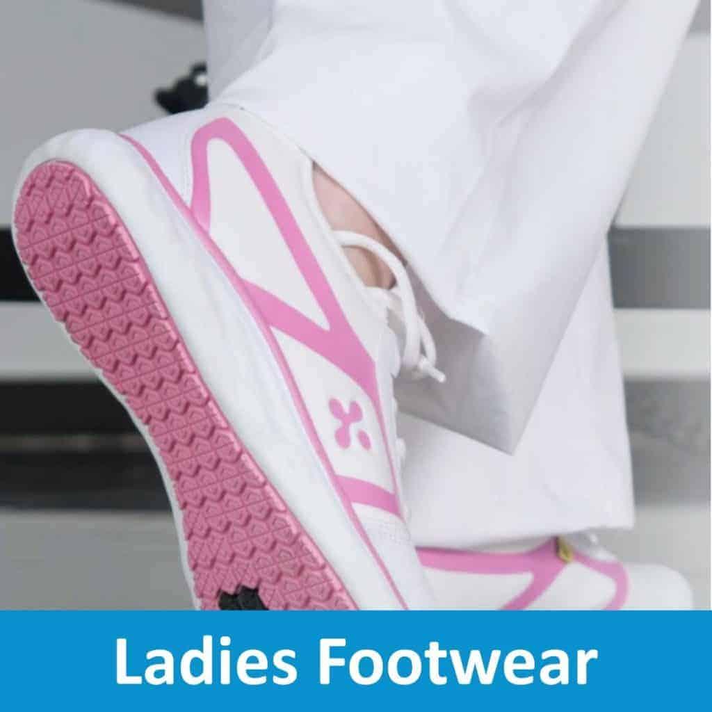Ladies Nursing Footwear
