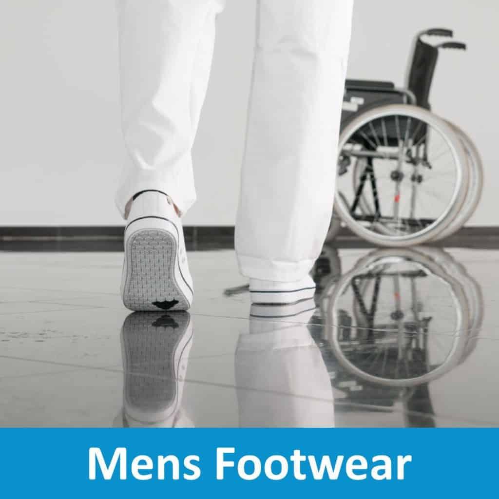 Men's Nursing Footwear