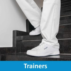 Trainer Style Professional Shoes