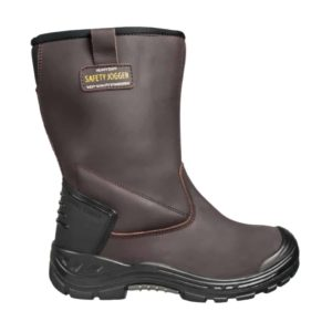 Safety Jogger Boreas S3 HRO SRC Warm-Lined Brown Safety Boot