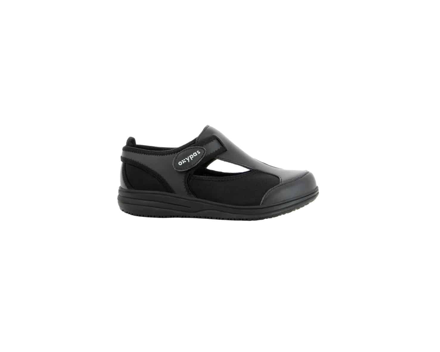 Oxypas Medilogic 'Candy' Comfortable Anti-slip, Anti-static, Washable Nursing Shoes with Lycra