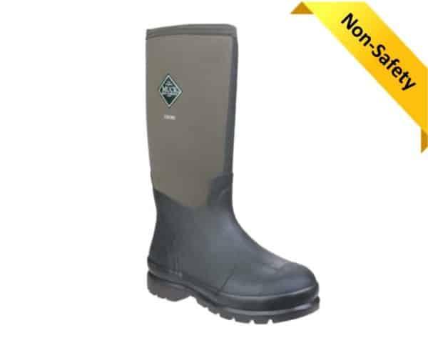 Chore Classic Unisex Muck Boot  in Moss Green
