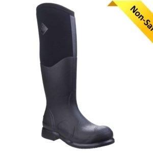 Colt Ryder Unisex All Conditions Black Muck Boots