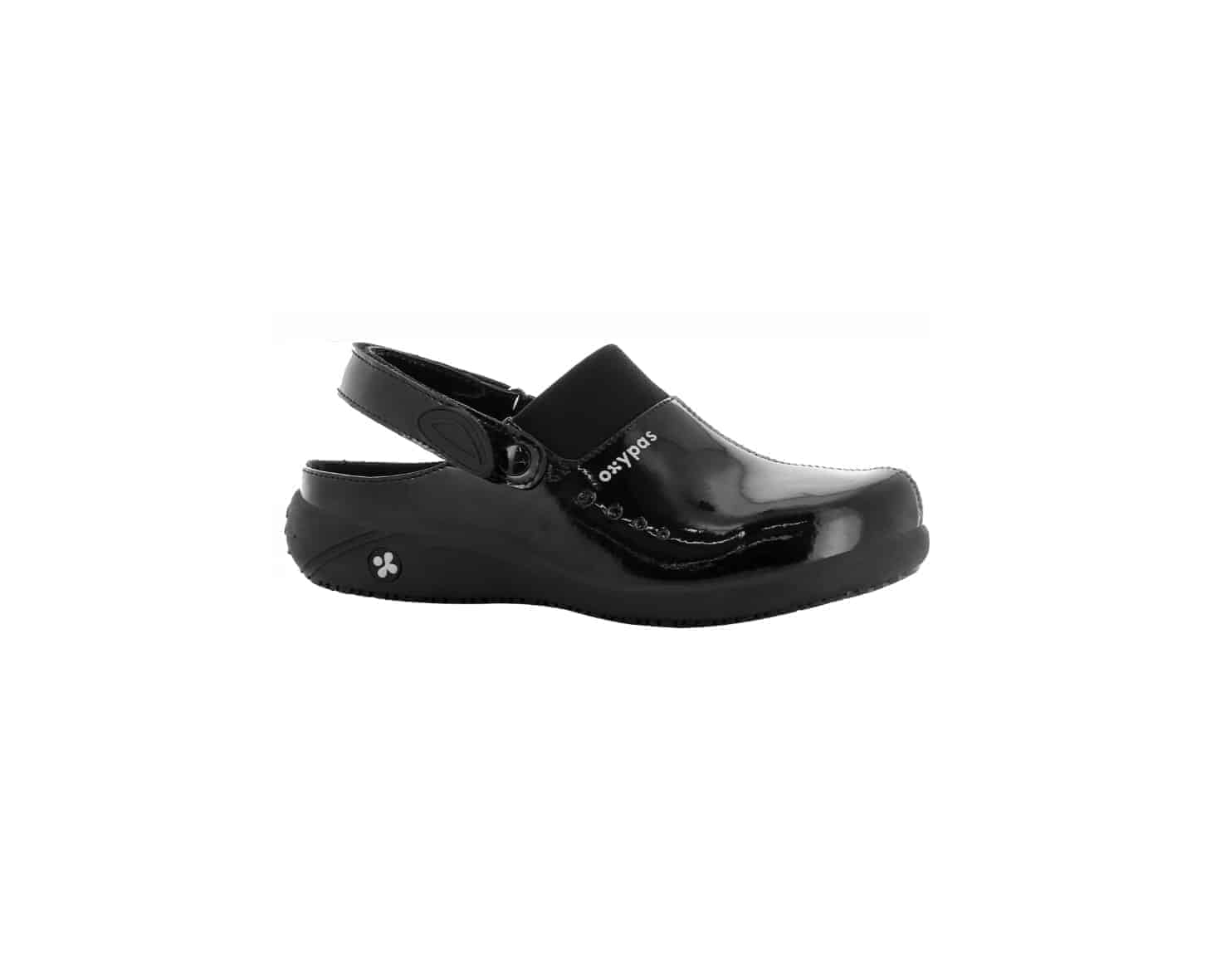 Oxypas Move Doria Leather Nursing Clog