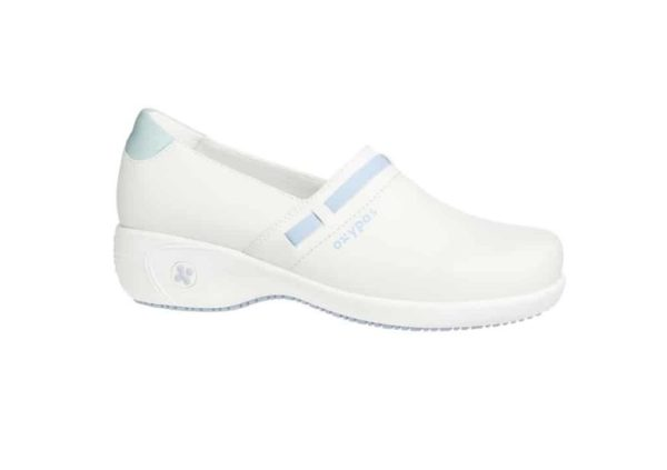 Oxypas Move Up Lucia Leather Nursing Shoe