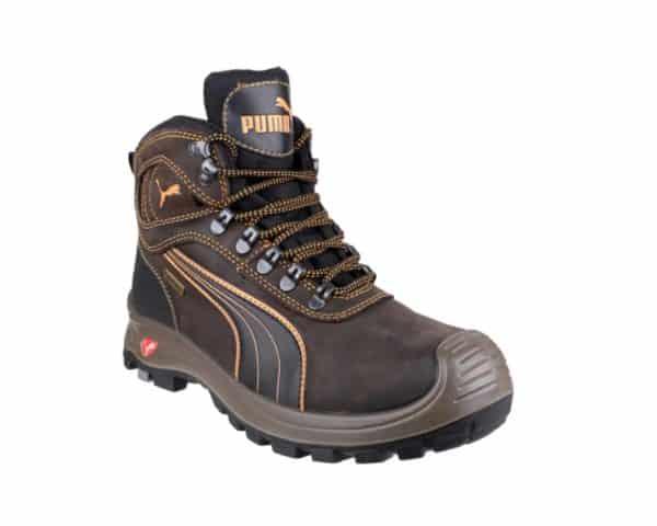 Puma Safety Sierra Nevada Mid Safety Boots S3 HRO SRC.