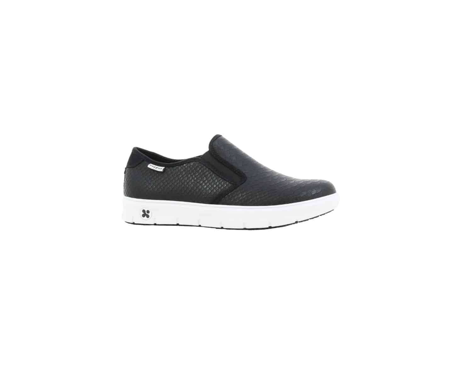 Oxypas 'Selina', Professional Anti-slip, Anti-static Slip-on Shoe