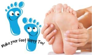 5 Top Tips for Healthy, Happy Feet