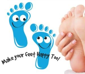 5 Top Tips for Healthy, Happy Feet: