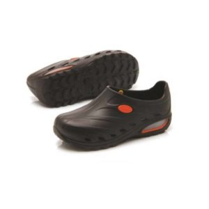Oxypas Dynamic Washable Theatre Nurses Shoes for Plantar Fasciitis. Helps with Plantar Fasciitis, Leg or Back Pain ISO 20345-46-47