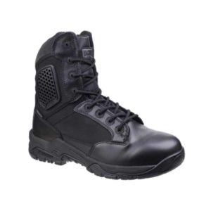 Magnum Strike Force 8.0 Durable Occupational Uniform Boot for Men with Side Zip by Magnum™