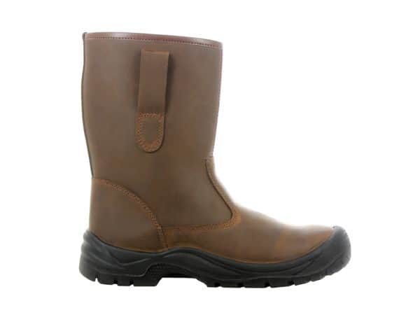 Alaska Brown Rigger Boot