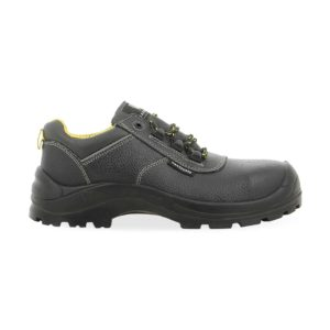 Maxguard C330 S3 SRC Metal-free Black Leather Safety Shoe