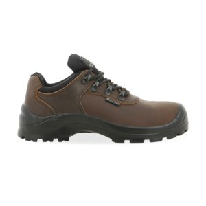 Maxguard C360 S3 SRC Brown Leather Safety Shoe