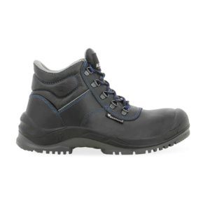 Maxguard C410 S3 SRC Black Leather Safety Boot