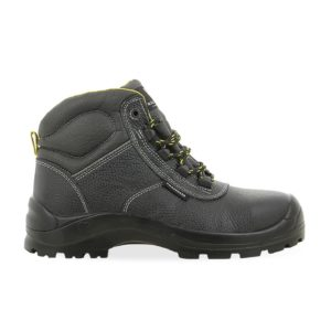 Maxguard C430 S3 SRC Metal Free Black Leather Safety Boot