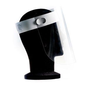 Face Shield CV15 – 300 Micron APET Visor (Pack of 10)