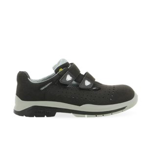 Maxguard P105 S1 SRC ESD Safety Shoe with Velcro 100% Vegan
