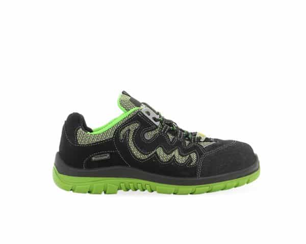 P380 Suede Safety Shoe with ESD