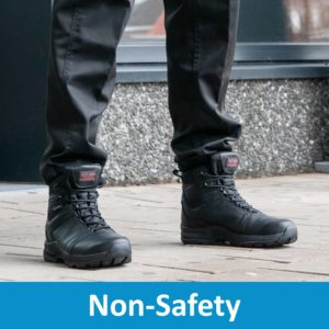 Occupational Footwear (Non-Safety)